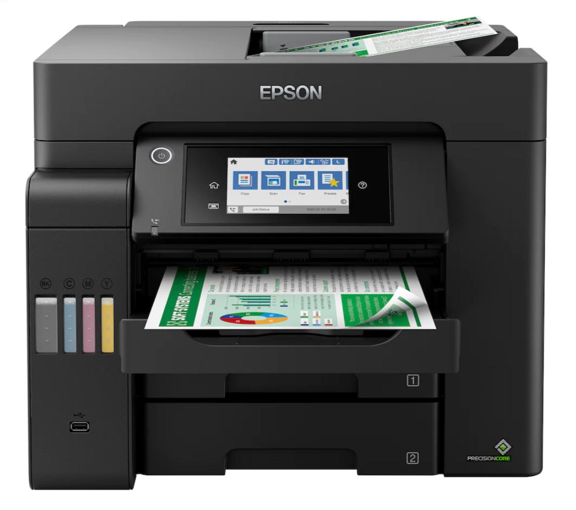 Epson ET-5800 – Kompakt format