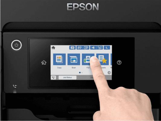 Epson ET-5800 – Pekpanel