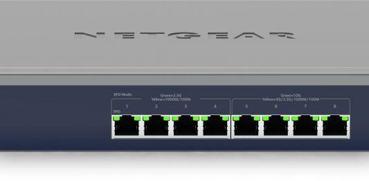 Netgear MS510TXUP