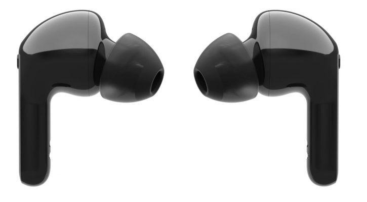 LG Tone Free FN7 - passform och ANC