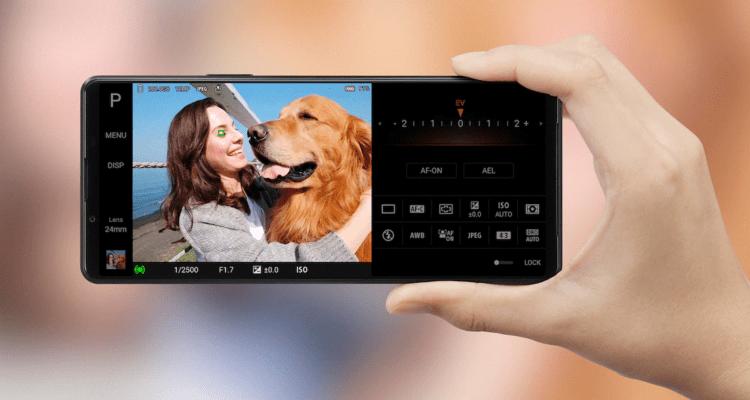 Sony Xperia 1 III - kamera