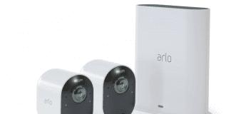 Arlo Ultra 2 – två kameror och basstation