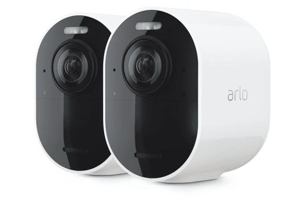 Arlo Ultra 2 – kit med två kameror
