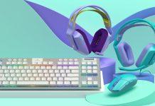 Logitech Color gaming series