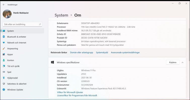 HP Dragonfly G2 - Windows 11
