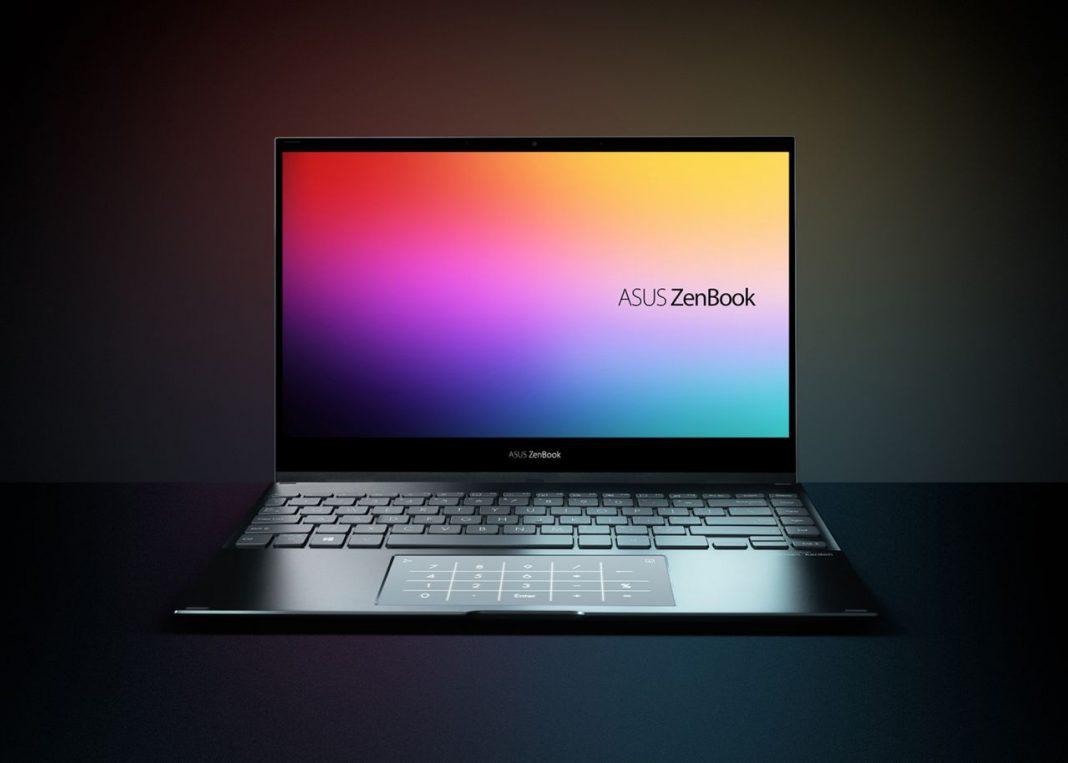 Asus Zenbook Flip 13 OLED – UX363