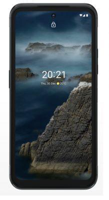 XR20 5G Rugged – skärm