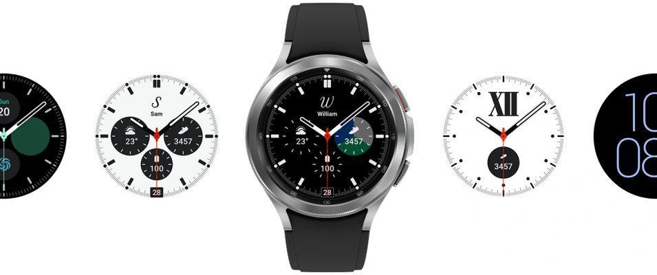 Samsung Galaxy Watch 4 Classic – urtavlor