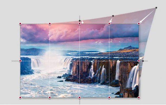 LG Probeam bu50nst – 12punkter