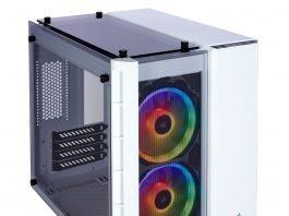 Corsair Crystal 280X RGB – i DMZ-riggen gaming Augusti 2021