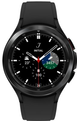 Samsung Galaxy Watch4 Classic – front