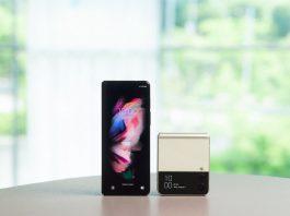 Samsung Galaxy Z Fold3 5G och Galaxy Z Flip3 5G
