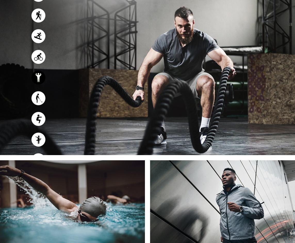 Samsung Galaxy Watch4 Classic – träning