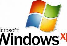 windows xp logga
