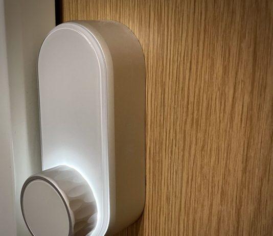 Glue Smart lock pro – installerat