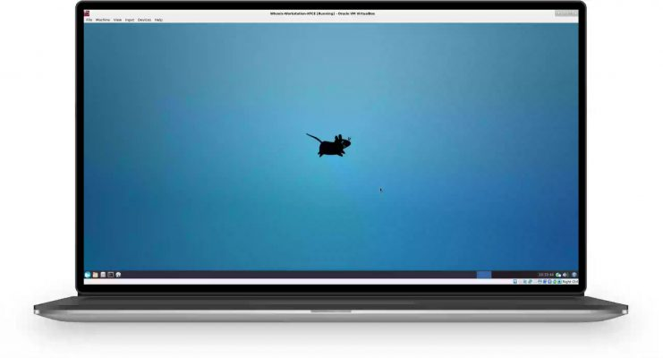 Whonix - dator