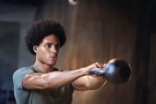 Jabra Elite 7 Active – gym