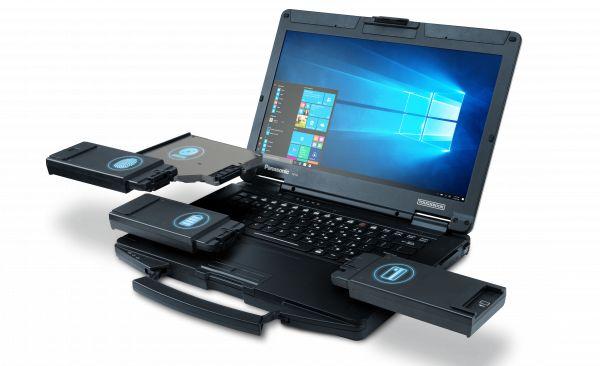 Panasonic Toughbook 55 – moduler